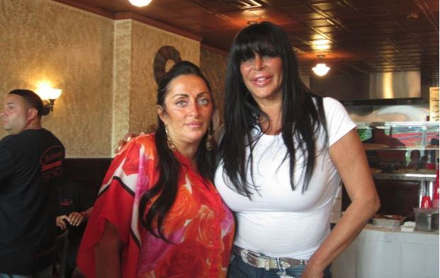 Mob Wives Star Big Ang -- Throat Tumor Is Cancerous